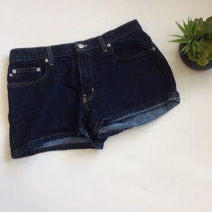 Ralph Lauren Jean Saturday Shorts